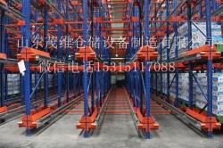 仓储货架自动化成主流