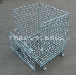 济南仓储笼公司